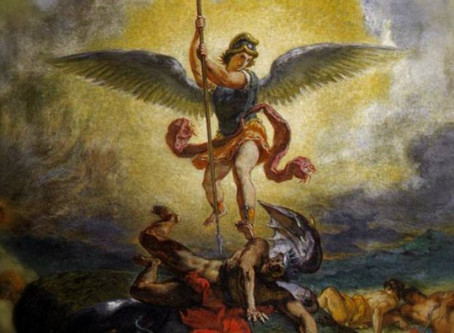 St. Michael the Archangel Novena - Day 1