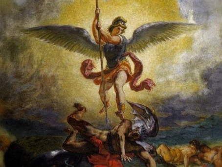 St. Michael the Archangel Novena - Day 1