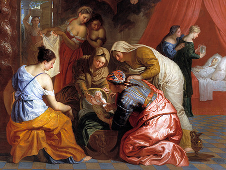 Novena for the Nativity of Our Lady ~ Day 4