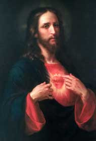 Novena to the Sacred Heart of Jesus - Day 8