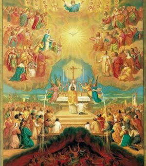 Novena for the Holy Souls in Purgatory Day 6