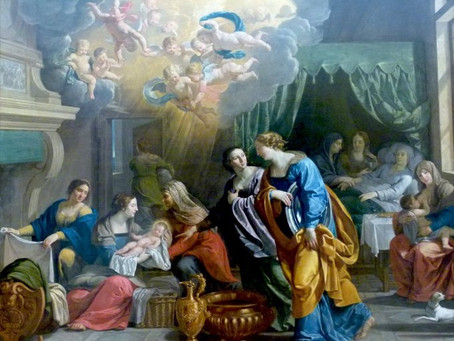 Novena for the Nativity of Our Lady ~ Day 6