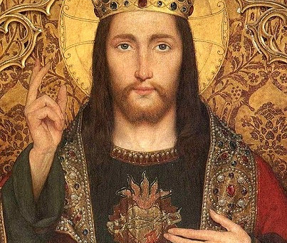 Novena to Christ the King ~ Day 6