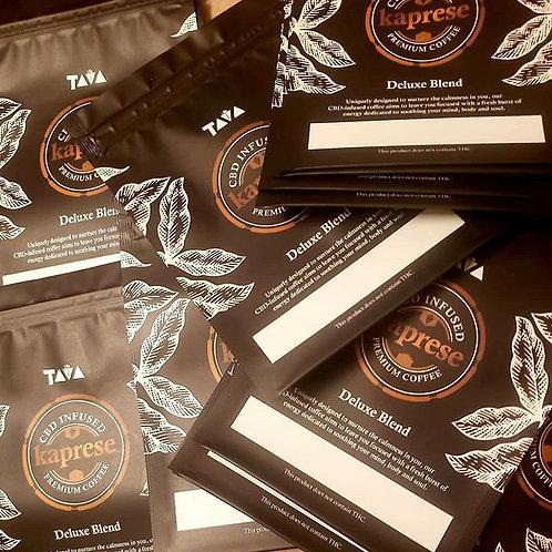 Kaprese CBD Coffee Sampler - 5 packets