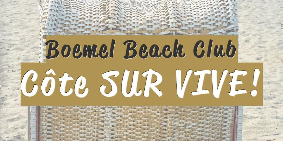 Côte SUR VIVE 1/6: 16.00 -18.00 uur