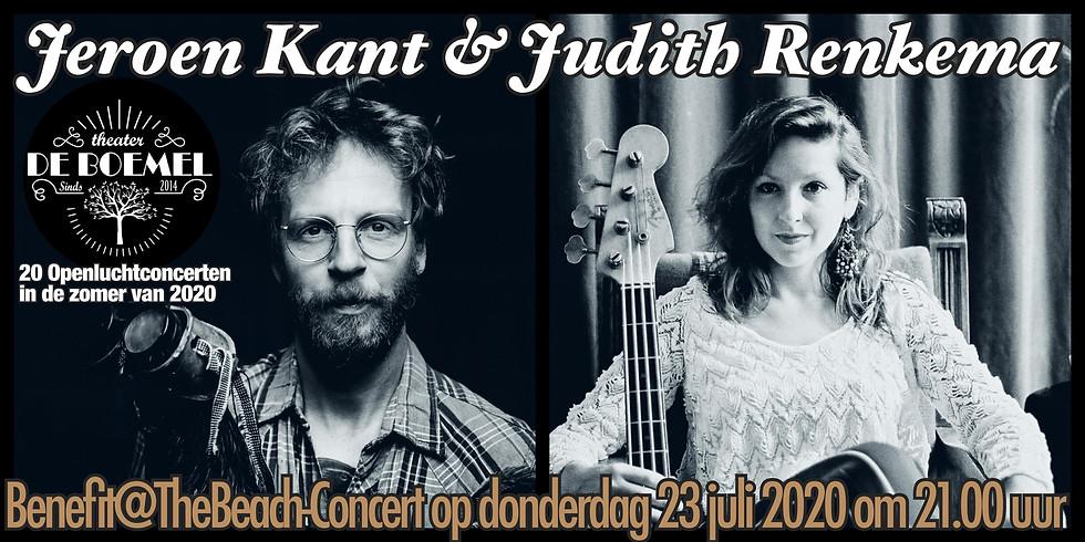 Benefit@thebeach met Jeroen Kant & Judith Renkema