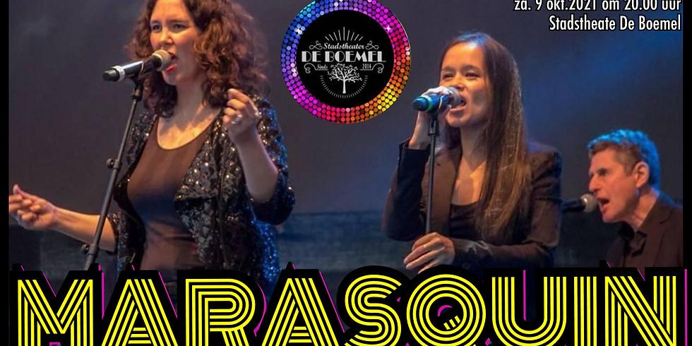 Maresquin - Live on stage!