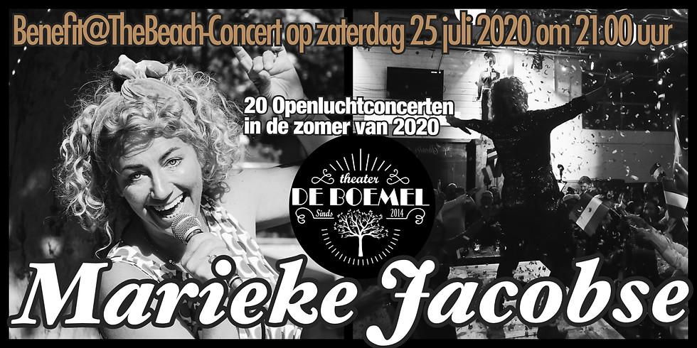 Benefit@thebeach met MARIEKE Jacobse