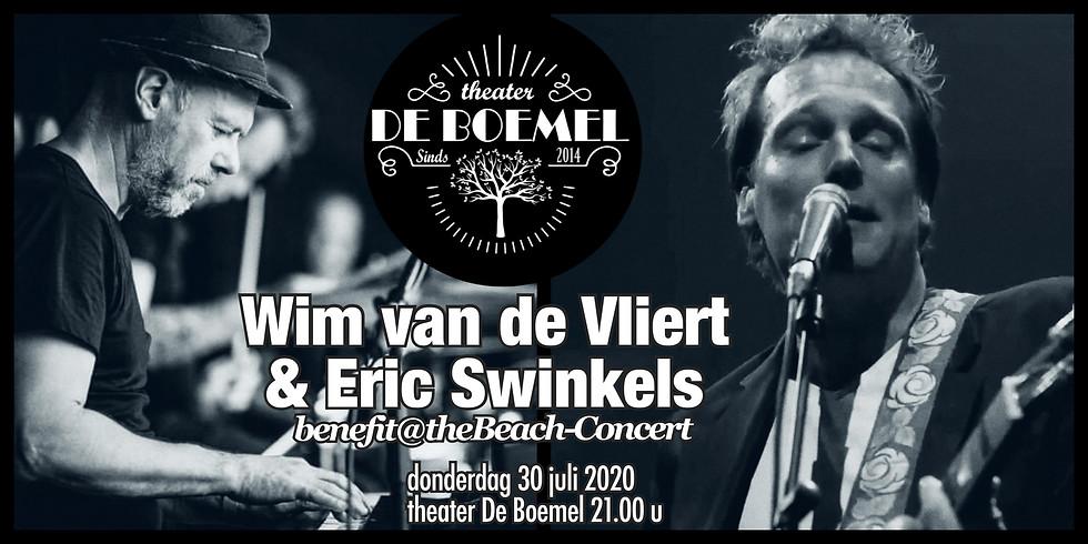 Wim van Vliert & Eric Swinkels- Benefit@theBeach