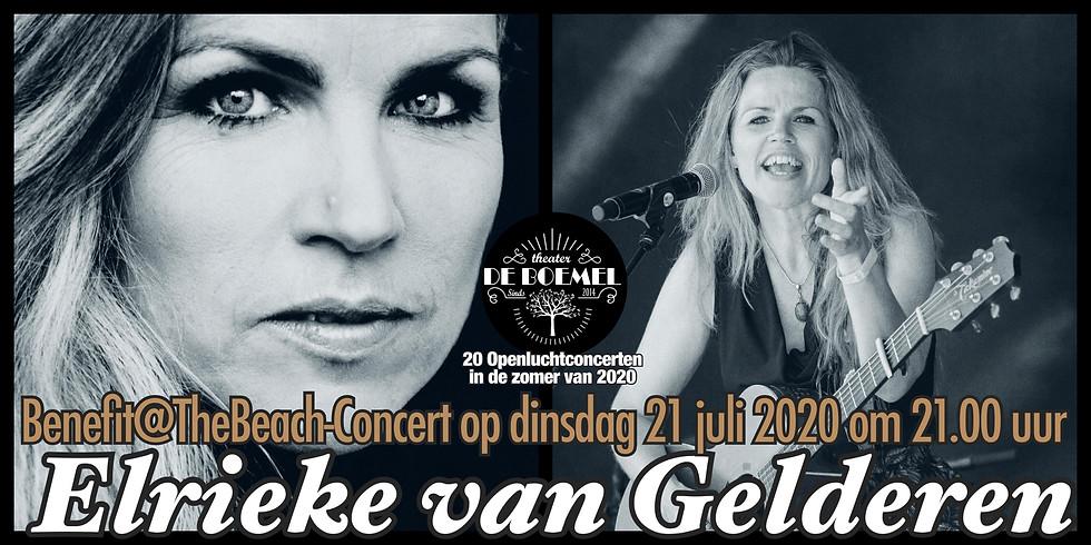 Benefit@thebeach met Elrieke van Gelderen
