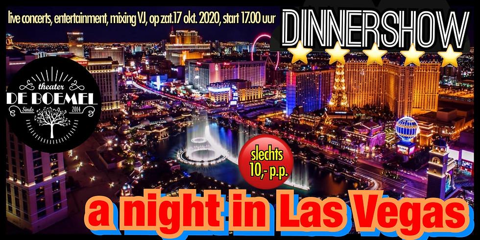 Las Vegas Night Dinner Show