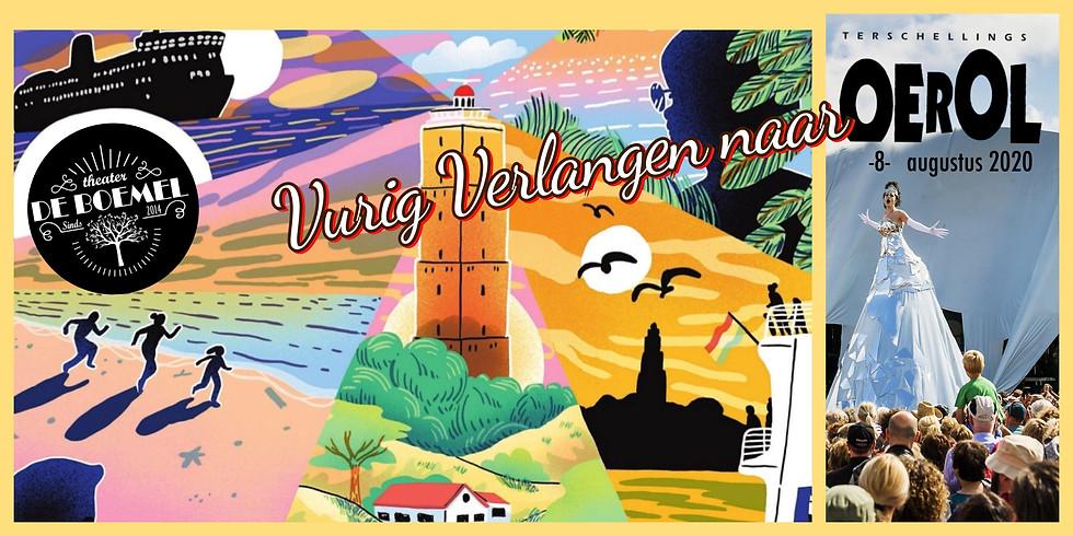 Hunkerfestival  'Vurig Verlangen naar OEROL'-zaterdag 8 aug