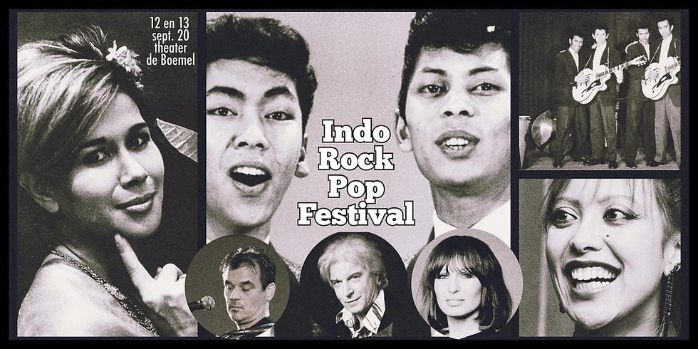 Indo-Music Weekend  zo 13 sept