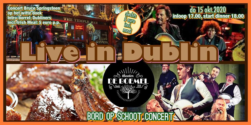 LIVE in Dublin-Bruce Springsteen