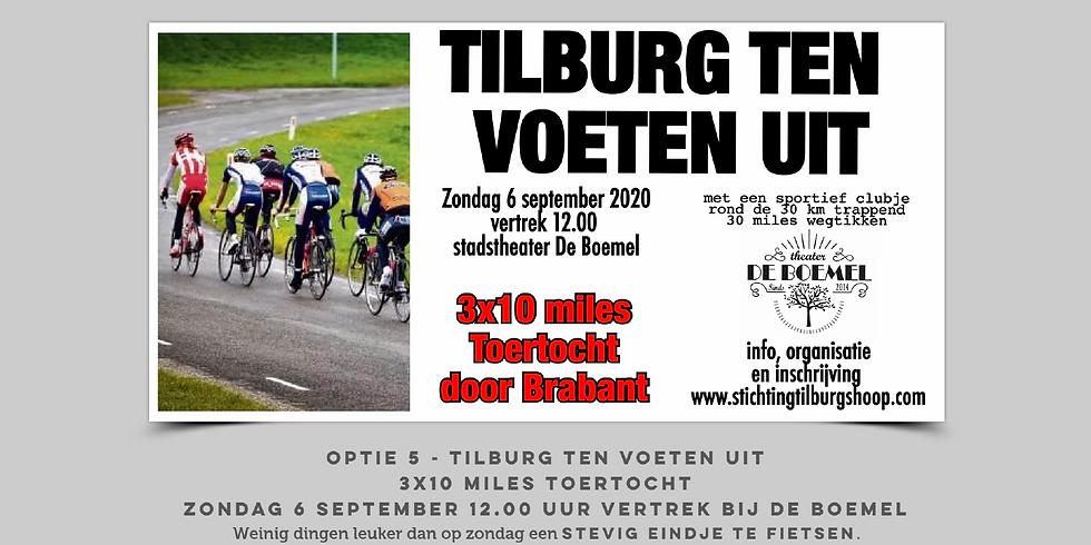 TTVU optie 5 - 3x10 miles Toertocht - 6 september 2020