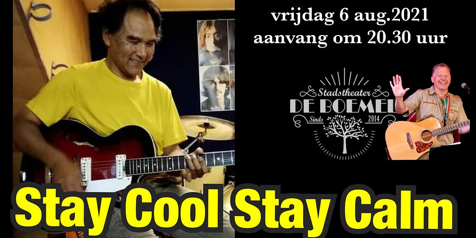 STAY COOL STAY CALM