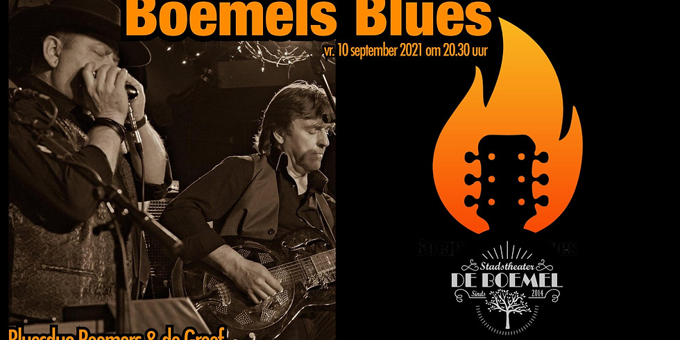 BLUES DUO REEMERS & DE GREEF