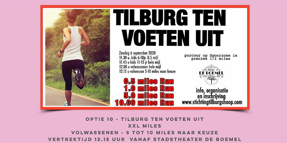 TTVU optie 10 - XXL Miles - 6 september 2020