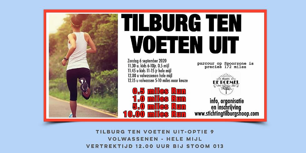 TTVU optie 9 - meer van de lange sprint dan een duurloper? - 6 september 2020