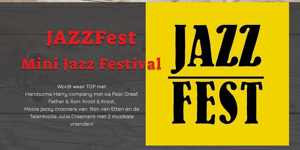 JAZZFEST mini JAZZ Festival 5/10