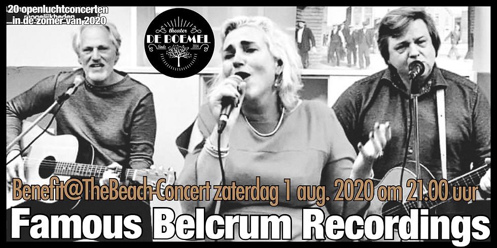 Benefit@thebeach met Famous Belcrum Recordings