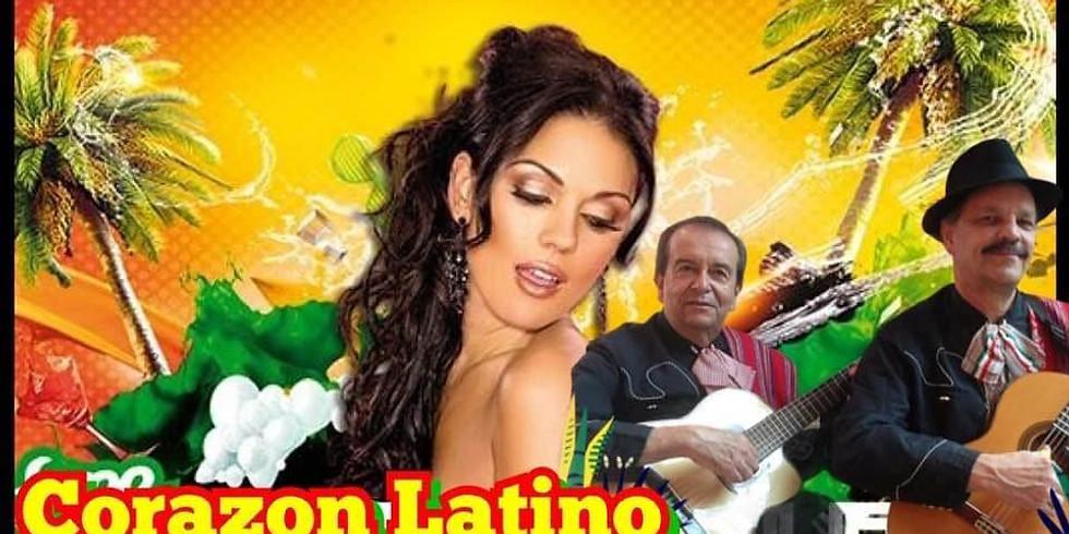 L A T I N F E S T I V A L Corazon Latino