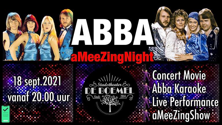 ABBA  aMeeZingNight