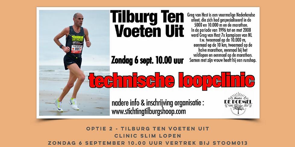 TTVU optie 2 - Clinic Slim Lopen - 6 september 2020