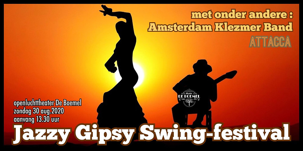 Jazzy Gipsy Swing-festival 2020