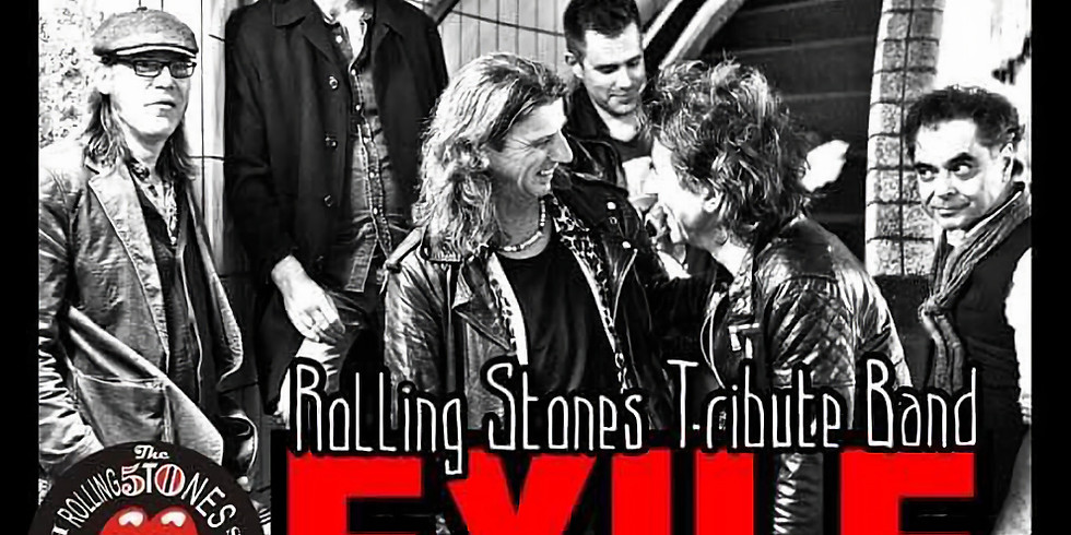 EXILE-Tribute to the ROLLING STONES