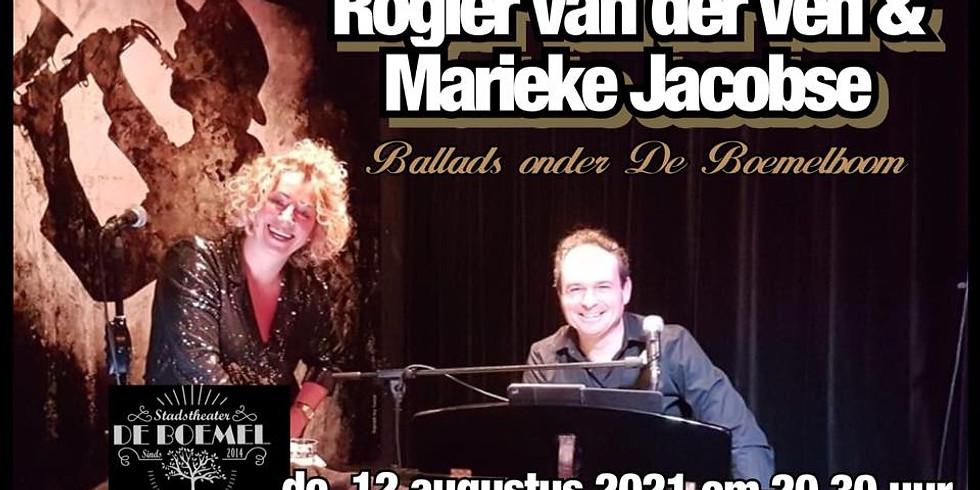 MARIEKE JACOBSE & ROGIER VD VEN