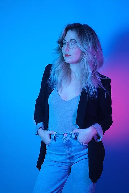 Hayley Palmaer (Chris Ube Photography)