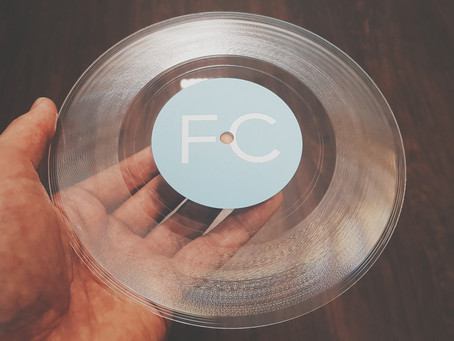 The First Fully Composed Vinyl...