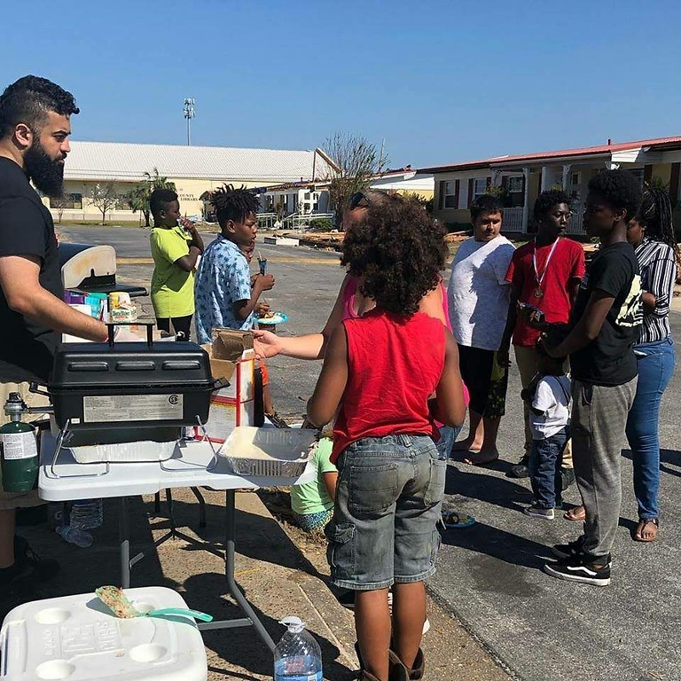 Hurricane Michael Cash Donations