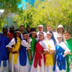 Ethnic Dance Festival 2014
