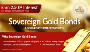 The Sovereign Gold Bonds - A Good Investment Opportunity | First Tranche is opening from 17th May 21