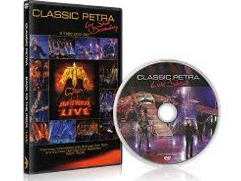 Classic Petra Concert DVD