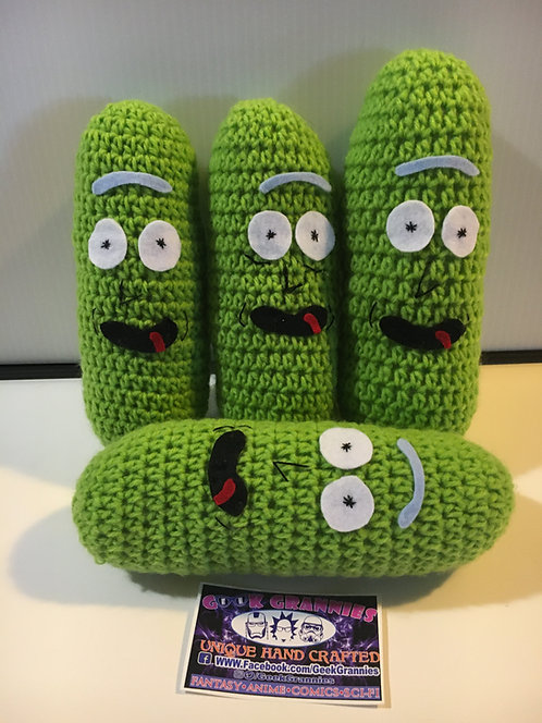 "Pickle Rick 9"""