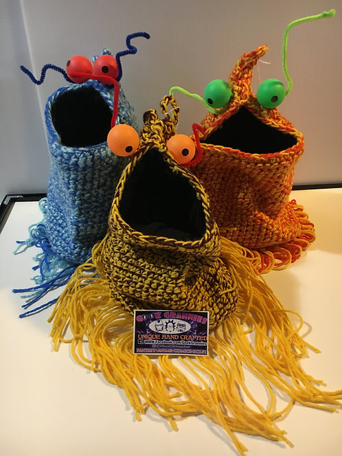 Yip Yips From Sesame Street (3 Color Choices)