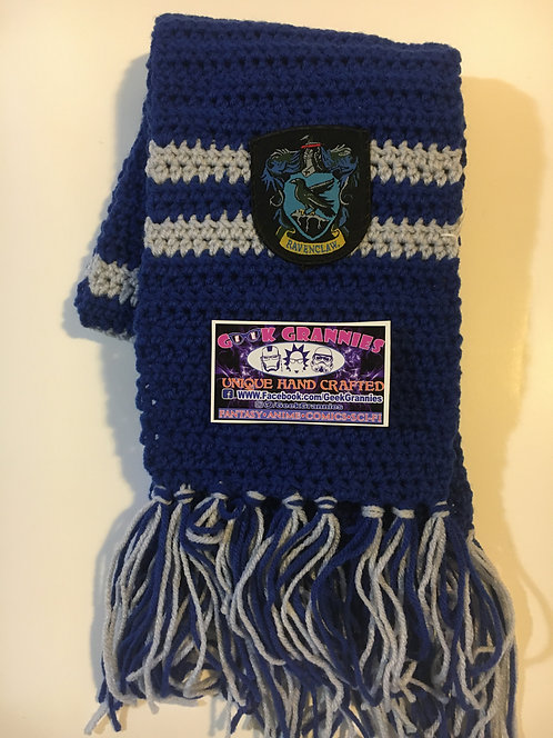 Ravenclaw Second Year Scarf 6ft Long