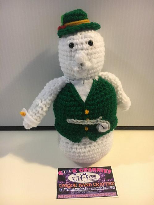 "Sam the Snowman 6"""