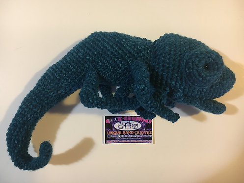 """Blue Chameleon 22"""""""