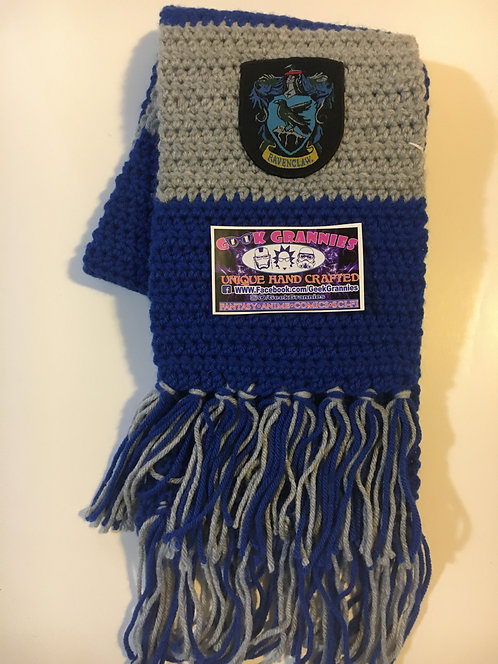 Ravenclaw First Year Scarf 6ft Long