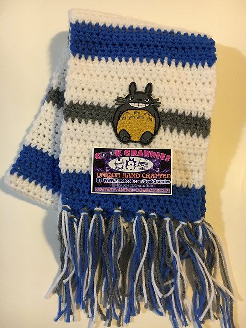 Totoro Scarf 6Ft Long