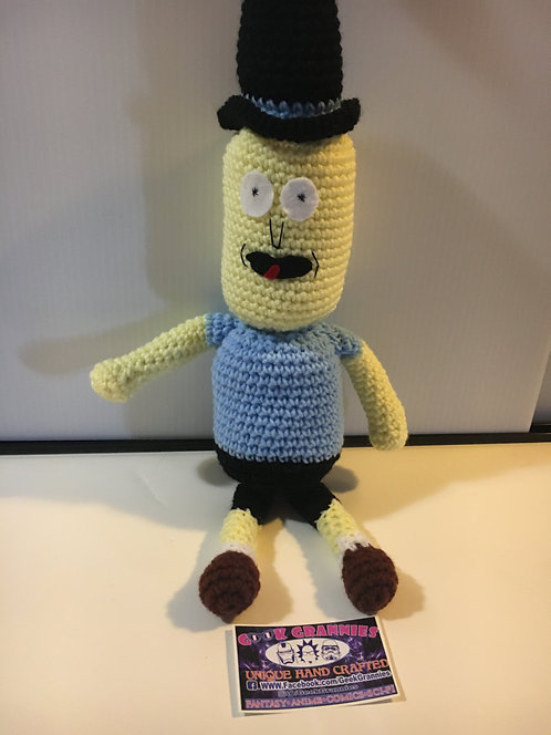 Mr Poopy Butthole 18""