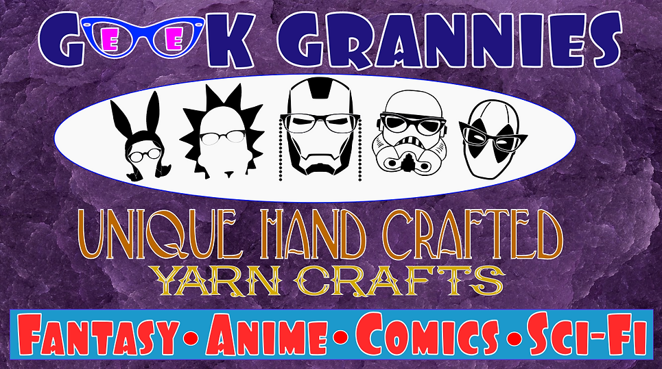 Geek Grannies Logo