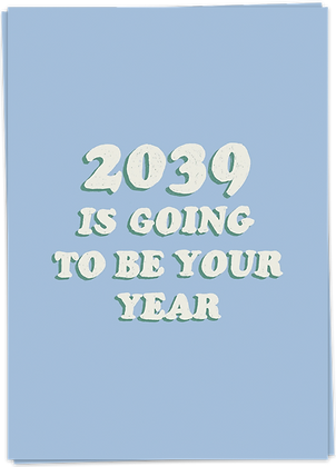 YOUR 2039