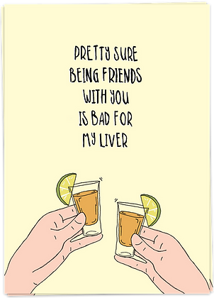 LIVER FRIENDS