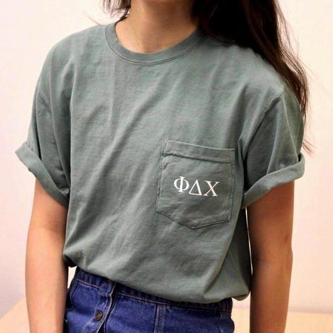 Green Carnation T Shirt