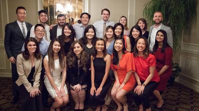 Alumni Banquet in Somerville